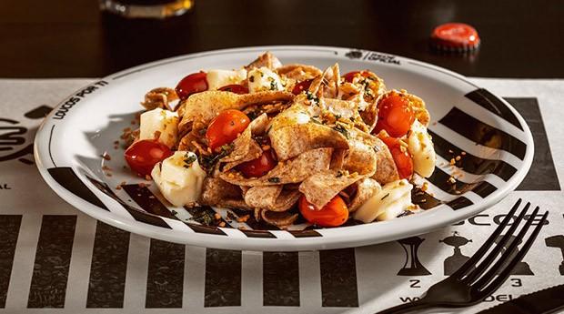 O restaurante também oferecerá outros pratos como massas. (Foto: Divulgação/Erick Mem)