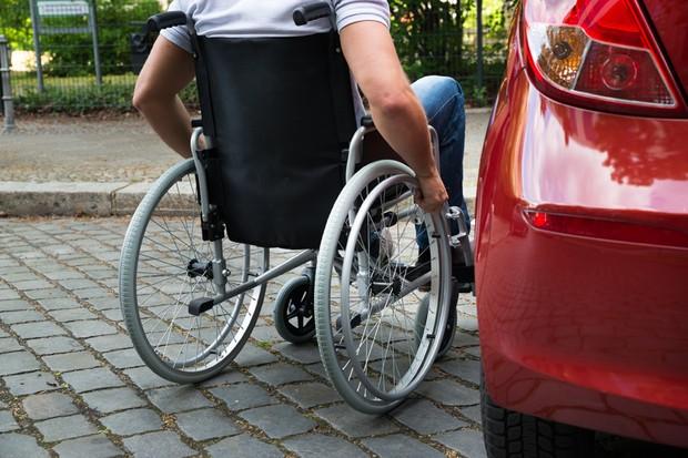 PCD; pessoas com deficiência; mobilidade; (Foto: Thinkstock)