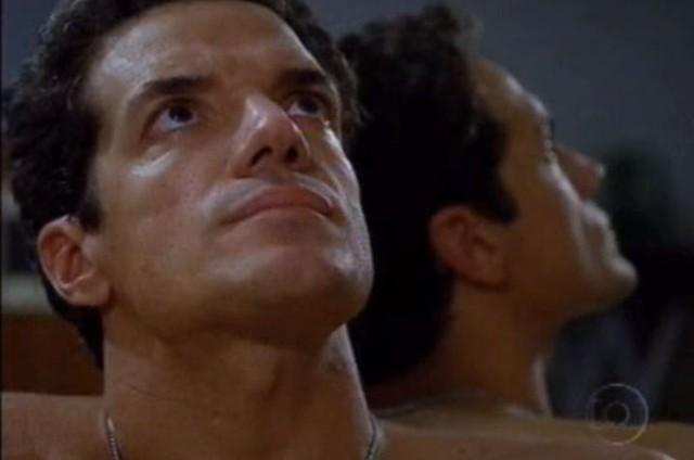 Carlos Machado é Ferdinand em 'Fina estampa' (Foto: Reprodução)
