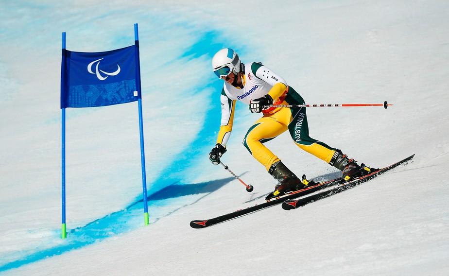 Incansável! Com rara doença degenerativa, australiana representa país em três esportes