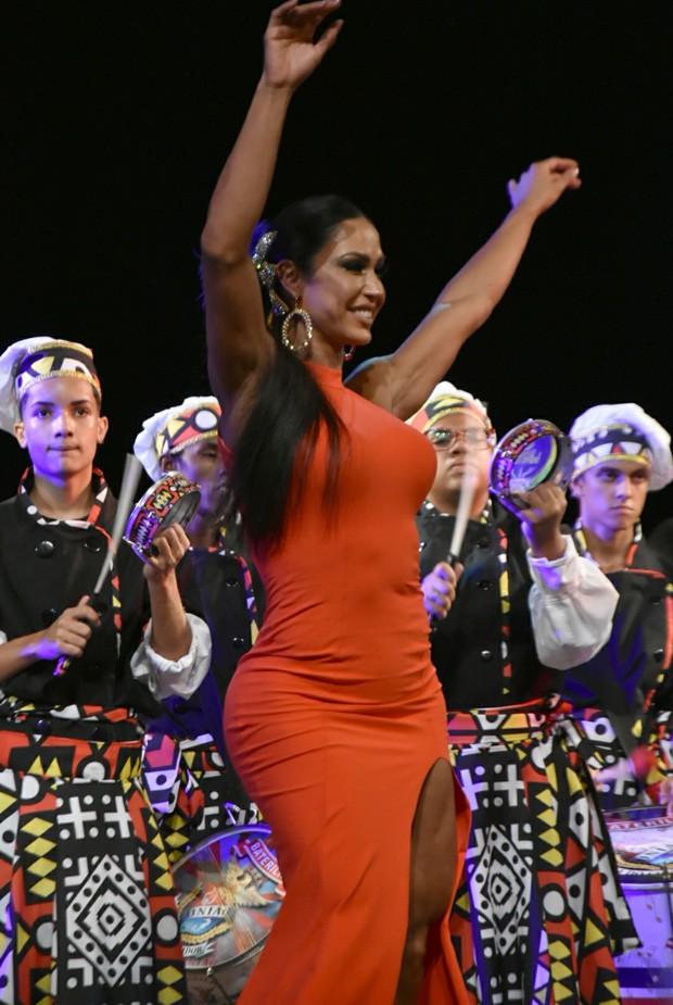 Gracyanne Barbosa (Foto:  Glauco Fernandes )