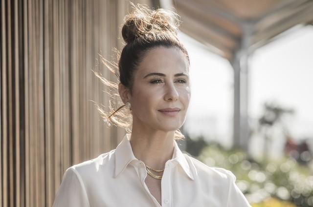 Dominique (Guilhermina Guinle) (Foto: TV Globo/João Miguel Júnior)