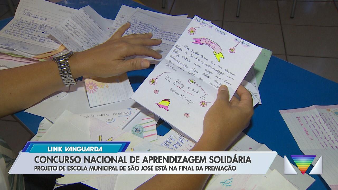 Projeto de escola municipal de São José está na final de concurso nacional