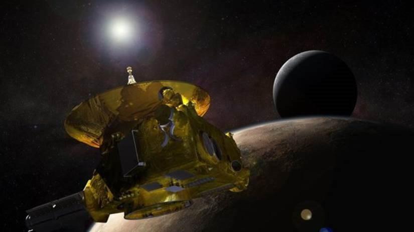O que é o brilho misterioso captado pela Nasa nos confins do Sistema Solar