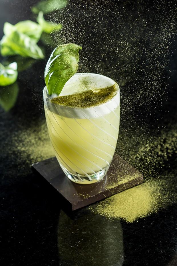 Tessen Restaurant lounge - Pratos chef Thiago Maeda - Drinks bartender Thiago Pereira - Fotos Leo Feltran - fevereiro 2018 (Foto:  )