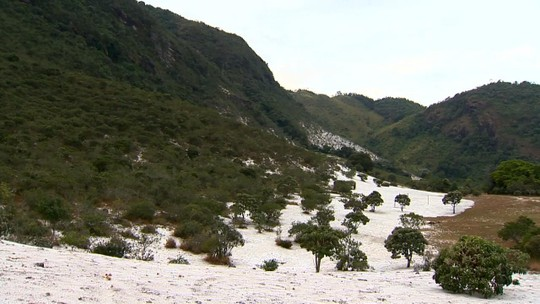 Conheça as riquezas naturais do Parque Serra Negra, na Zona da Mata