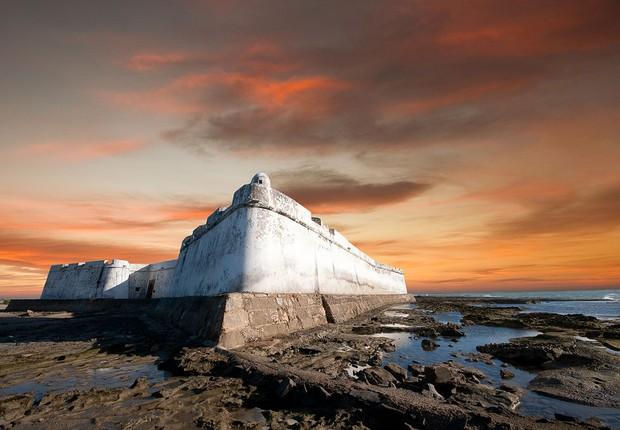 Castelo Fortaleza dos Reis Magos, em Natal (Foto: Wikimedia Commons)