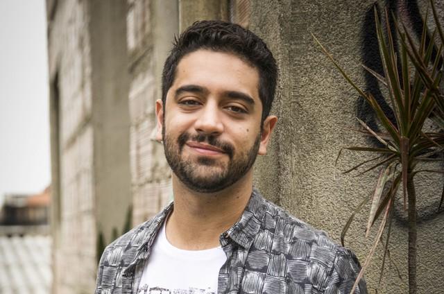 Miguel Rômulo (Foto: João Miguel Júnior/ TV Globo)