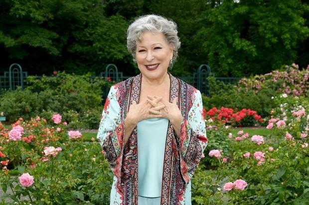 Bette Midler coloca cobertura de R$ 206 milhões à venda em Manhattan (Foto: getty images)