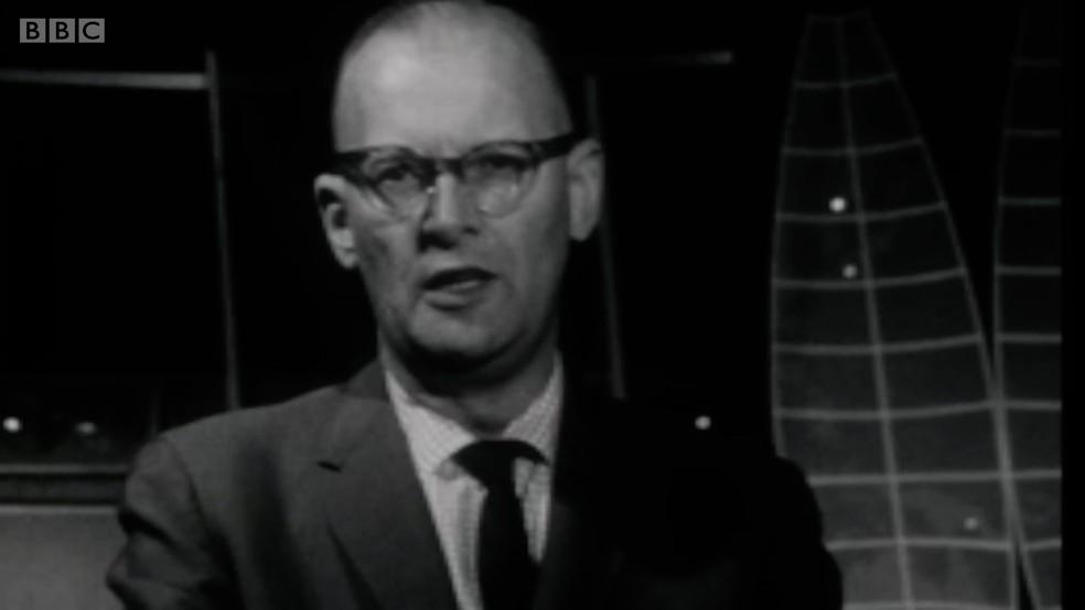 -  Arthur C. Clarke foi um escritor de ficção científica, futurista e inventor  Foto: BBC