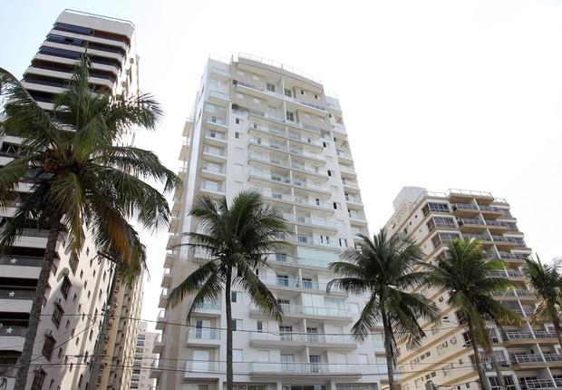Triplex Guarujá Solaris Lula lava jato (Foto: Agência OGlobo)