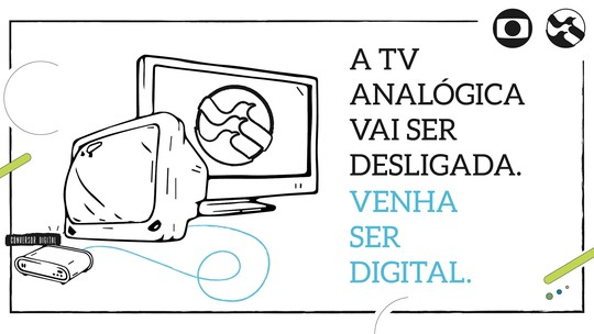 Aprenda a sintonizar o sinal digital