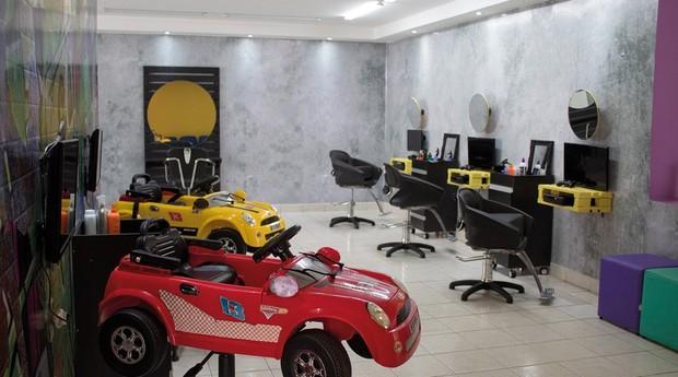 Salão de beleza fundado por Daniella Mishayne (Foto: Divulgação)