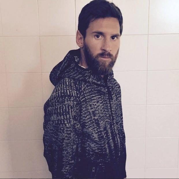 Messi (Foto: Reprodução/Instagram)