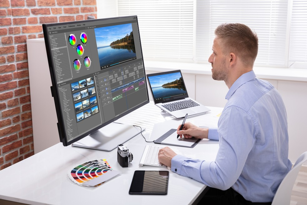 Conheça 5 editores de vídeo profissionais para usar no PC de graça — Foto: Reprodução/Pond5