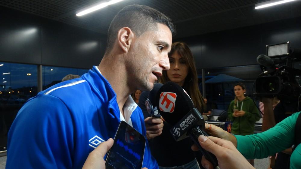 Grêmio espera por Arthur para jogo contra o Cruzeiro