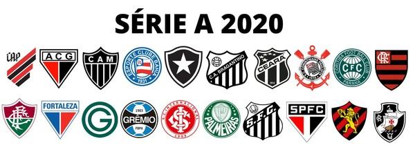 Brasileirao 2020 Conheca Todos Os 128 Times Que Vao Disputar As Series A B C E D No Proximo Ano Futebol Ge