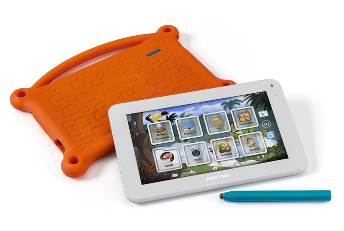 Tablet Positivo Kids (Foto: Divulgação)