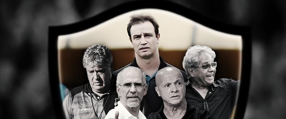 Vapt-vupt: Conceição entra no Top 5 dos técnicos que menos duraram no Botafogo