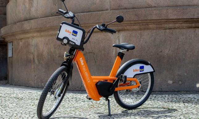 Bicicleta do Bike Rio