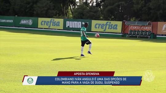 SporTV News comenta ausência de Dudu contra o Fortaleza