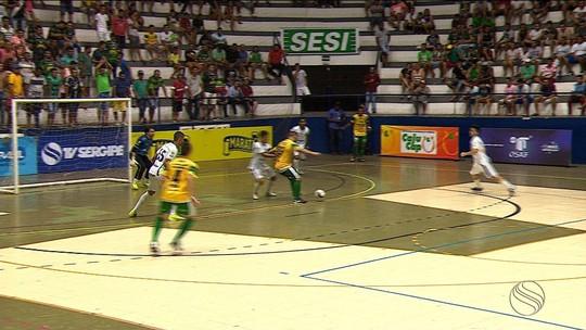 Quem vai ficar com a taça da Copa TV Sergipe de Futsal 2017? Dê a sua opinião