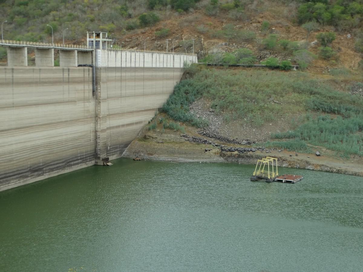MPF ajuíza medidas para garantir obras de adequação na barragem de Jucazinho