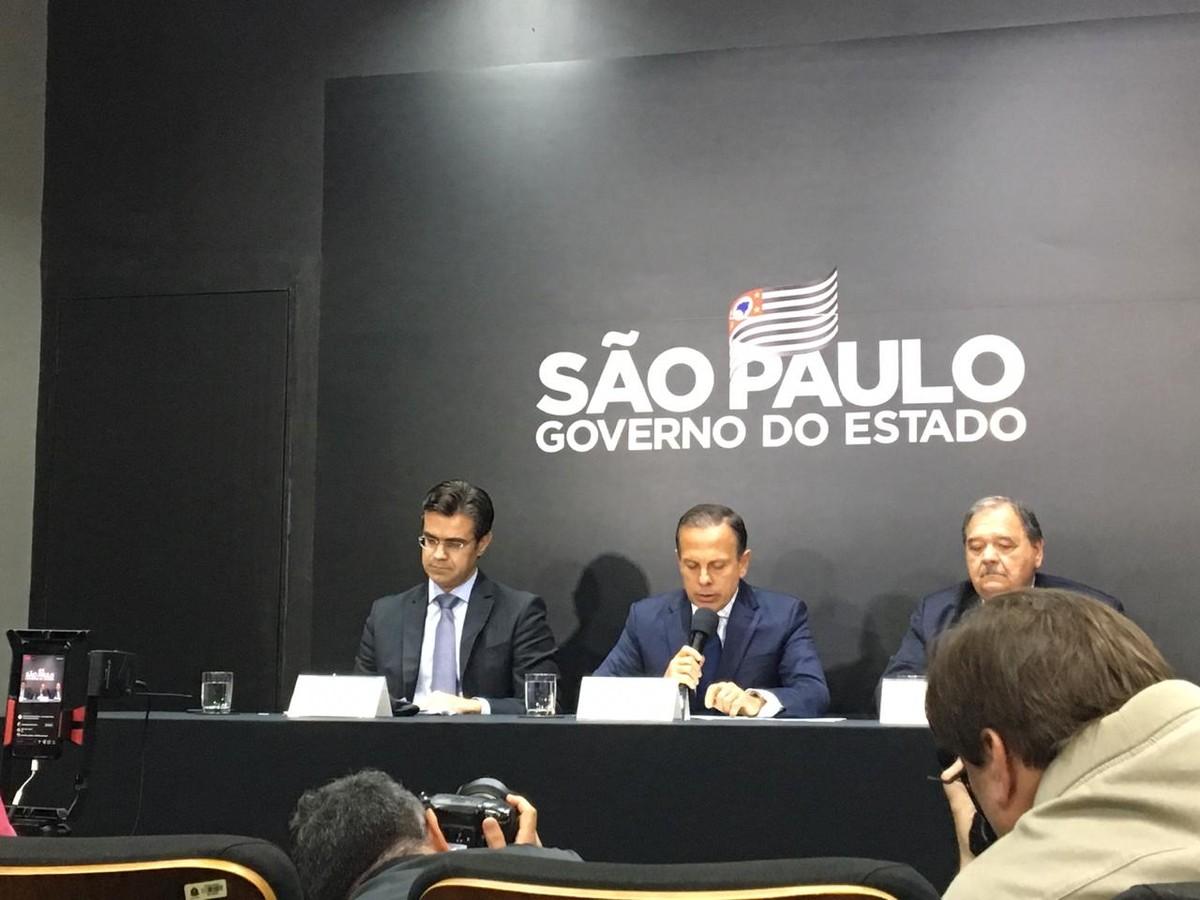 Doria anuncia concessão de 1.200 km de rodovias de SP à iniciativa privada   9ab1b63a43003