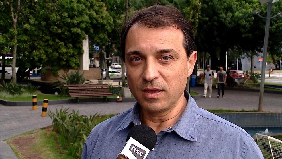 Carlos Moisés da Silva  (Foto: Reprodução/ NSC TV)