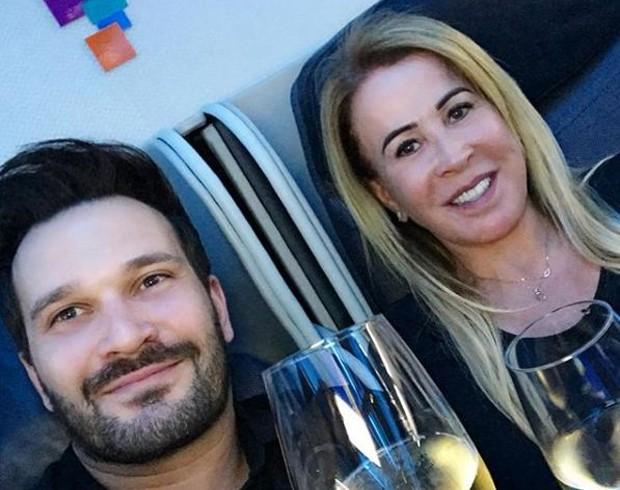 Marco Antonio Ruggiero e Zilu (Foto: Reprodução/Instagram)