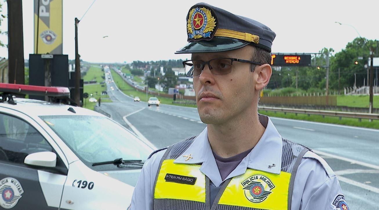 PM usa bafômetro que capta álcool por aproximação do condutor nas rodovias da região