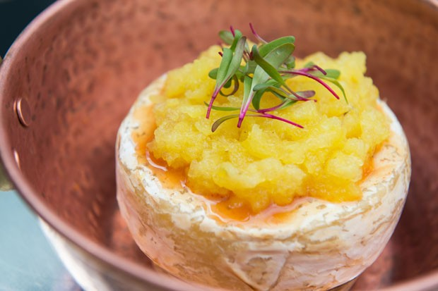 Saiba como preparar camembert com geleia de abacaxi (Foto: Divulgação)