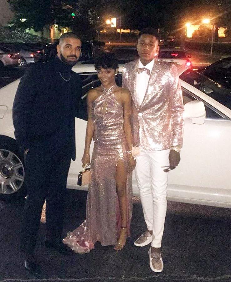 Drake (Foto: Instagram)