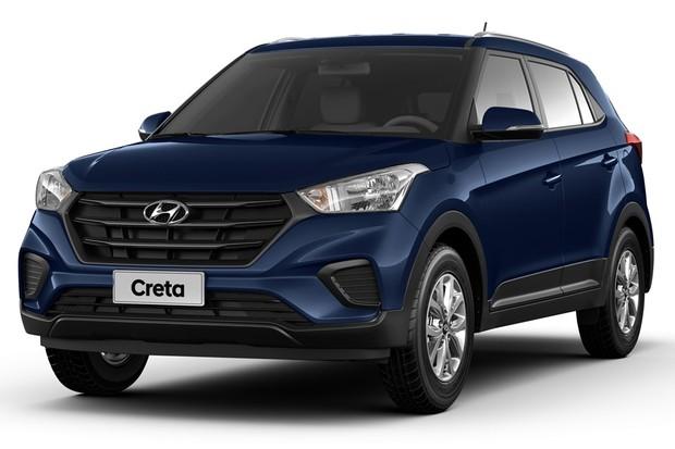 Hyundai Creta Action (Foto: Divulgação)