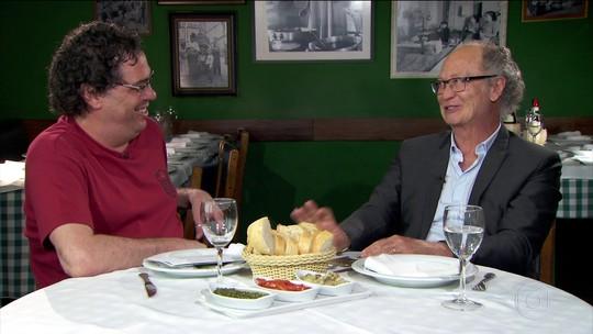 """Falcão, sobre suas Copas: """"Em 1982, merecia ganhar. Em 1986, não"""""""