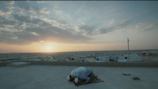 Documentário 'Zatari: memórias de um labirinto' mostra rotina em campo da Jordânia