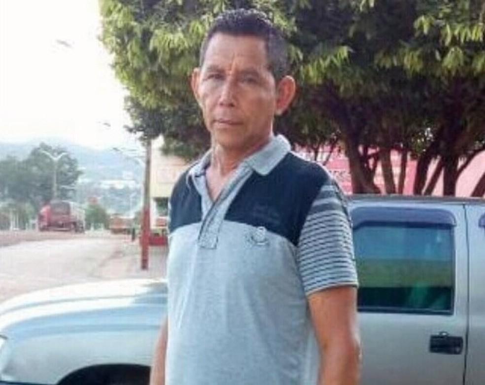 Raimundo desapareceu com Ricardo na última terça-feira (13). — Foto: Arquivo pessoal