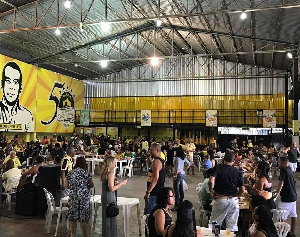 São Clemente fica sem quadra e suspende ensaios técnicos no Rio até dezembro