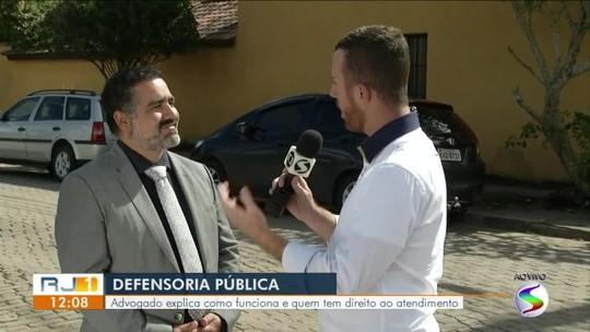 Defensoria Pública: Advogado explica como funciona e quem tem direito ao atendimento