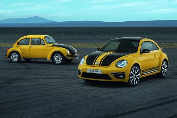 Volkswagen Beetle GSR 2013  (Foto: Divulgação)