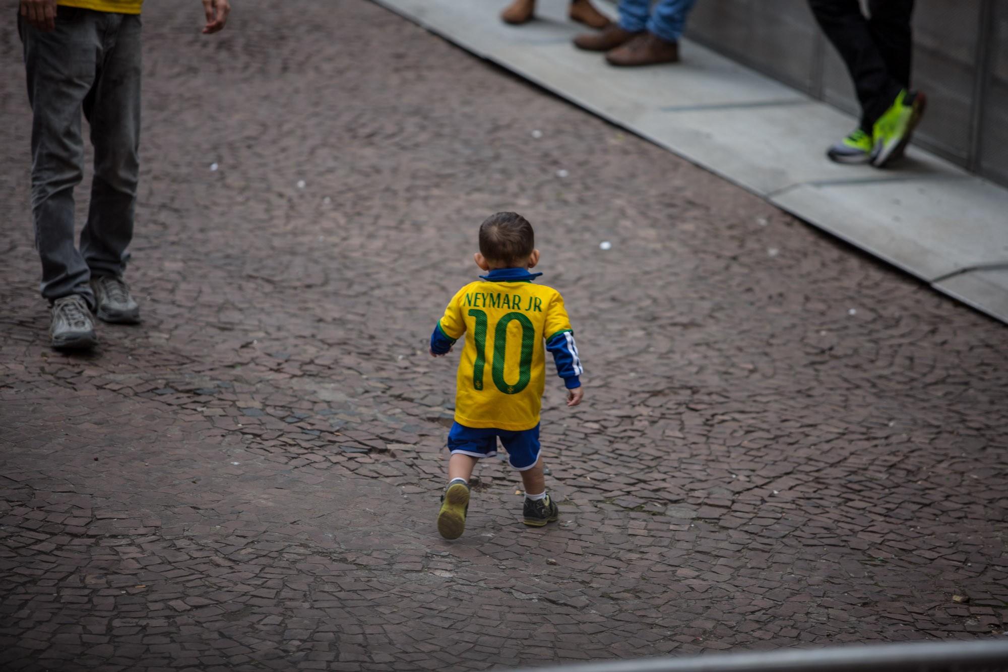 Brasil eliminado da Copa: como ajudar crianças a superar a frustração