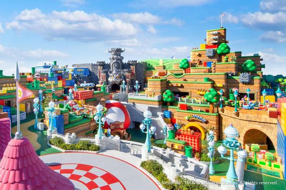 Super Nintendo World: parque temático recebe data de inauguração | esports  | ge