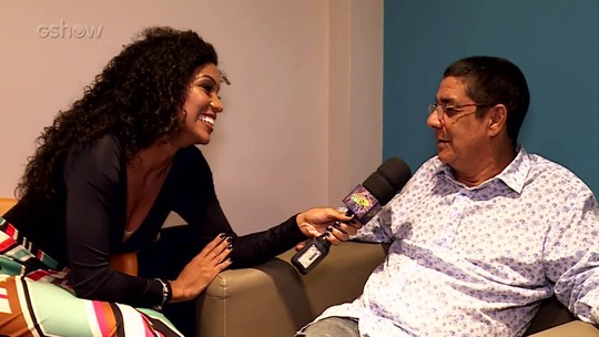 Zeca Pagodinho fala sobre as diferentes vertentes do samba: 'O importante é cantar'