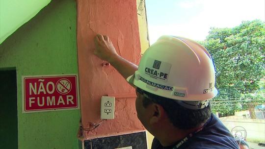 Cerca de 80% dos pequenos prédios são construídos por não habilitados em PE, diz Crea