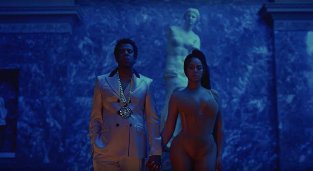 'APESHIT': o clipe cheio de significados de Beyoncé e Jay-Z (Foto: Reprodução)