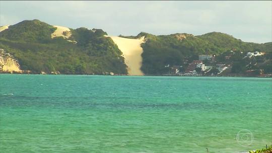 Natal tem praias de águas claras e passeio de buggy nas dunas