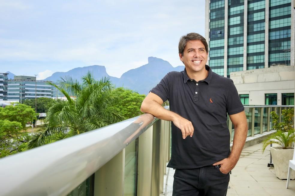 Marcos Moraes, presidente para América Latina do Match Group, que possui quase 50 plataformas de relacionamento, como Tinder e ParPerfeito.  (Foto: Divulgação/MatchGroup)