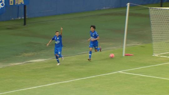 """Romarinho vibra com os dois gols marcados e sequência: """"Agora é dar continuidade no trabalho"""""""