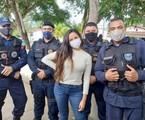 Juliette foi tietada por policiais na Paraíba | Reprodução