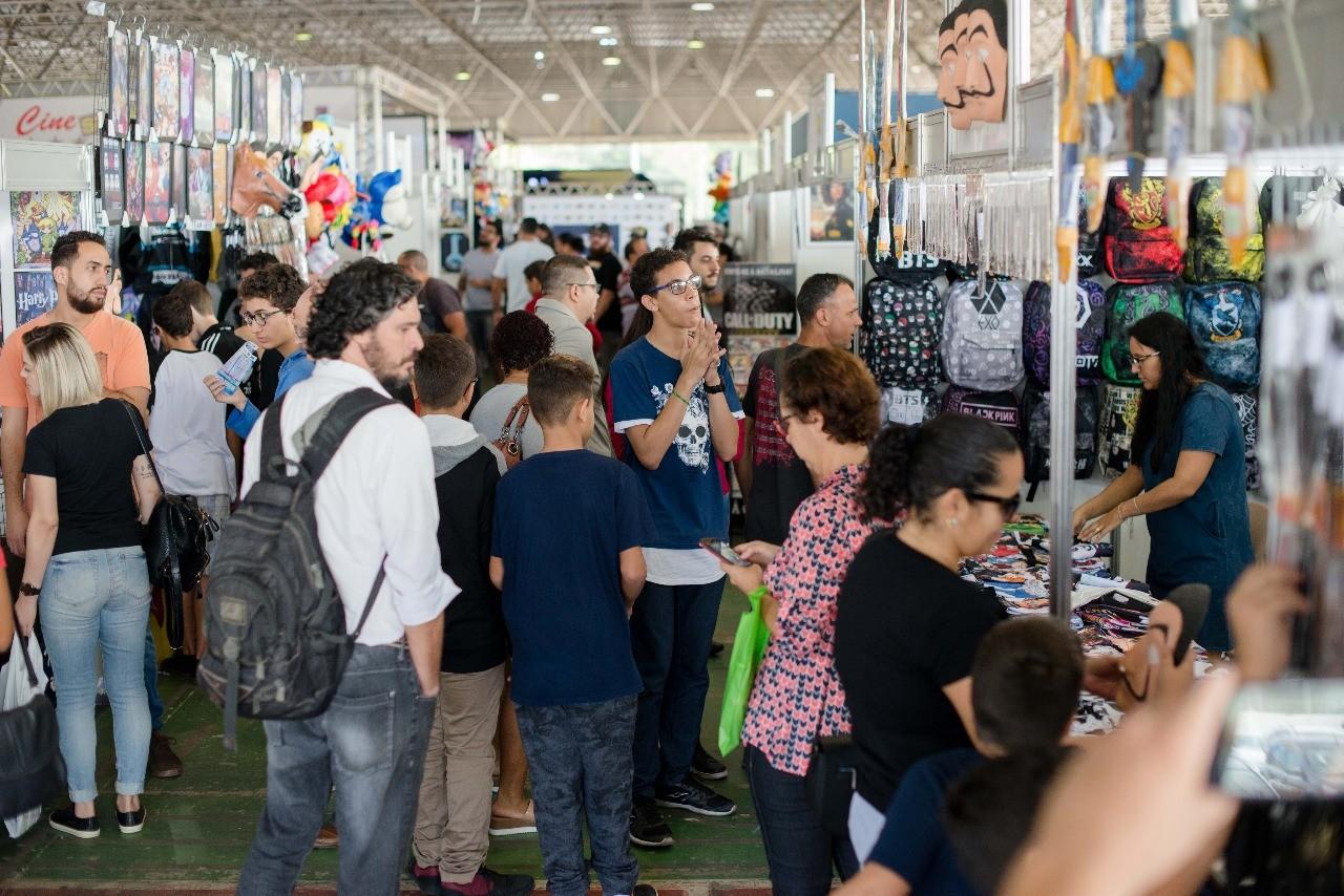 Anime Fest Fan 2019 reúne apaixonados pela cultura nerd em Volta Redonda - Notícias - Plantão Diário